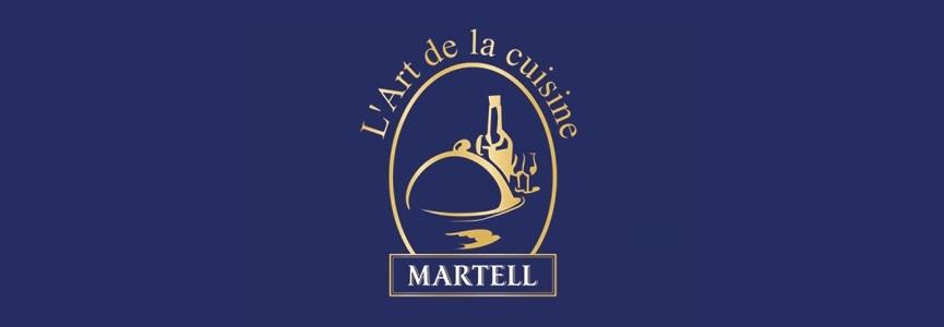 Martell 2017 juz wkrótce. Tork ponownie partnerem L'Art de la cuisine Martell