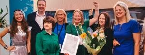 Tork zdobywcą nagrody Amsterdam Innovation Award