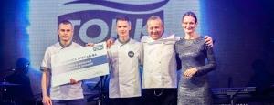 Prestiżowy L'Art de la cuisine Martell z wyjątkową nagrodą marki Tork już za nami