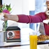 Promocja serwetek dyspenserowych Tork Xpressnap Snack™