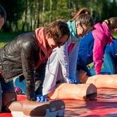 Pierwsza pomoc jako istotny element społecznej odpowiedzialności w Tork - AdrenaLTika szkoli pracowników firmy SCA